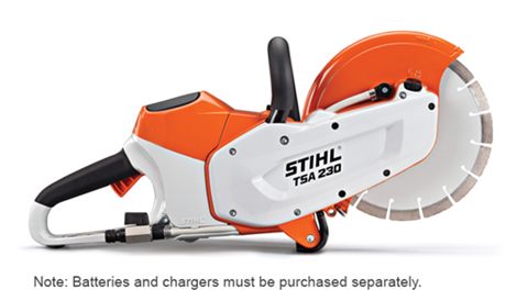2017 Stihl TSA 230 in Iowa Falls, Iowa