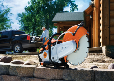 2017 Stihl TS 420 STIHL Cutquik in Bingen, Washington