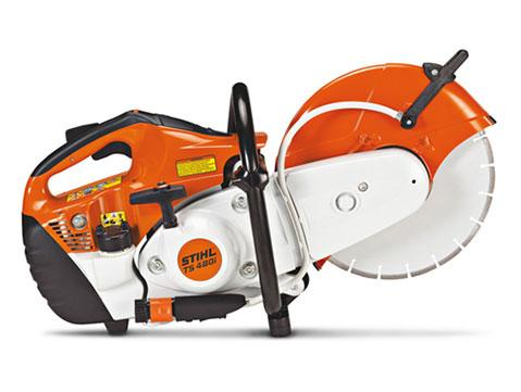 2017 Stihl TS 480i STIHL Cutquik in Hotchkiss, Colorado