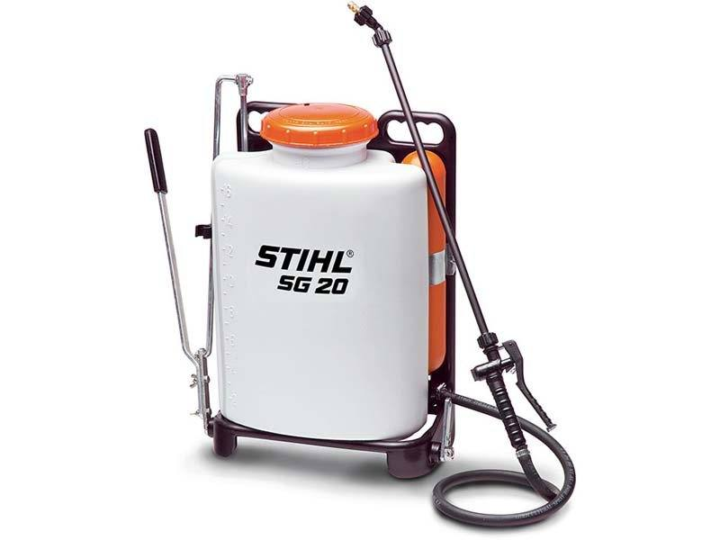 2017 Stihl SG 20 in Kerrville, Texas