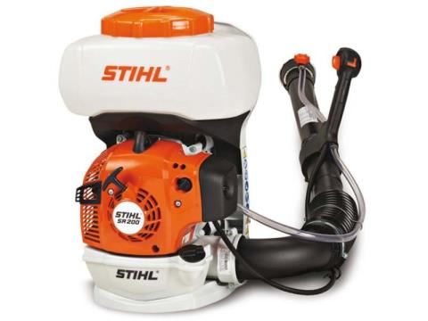 2017 Stihl SR 200 in Hotchkiss, Colorado