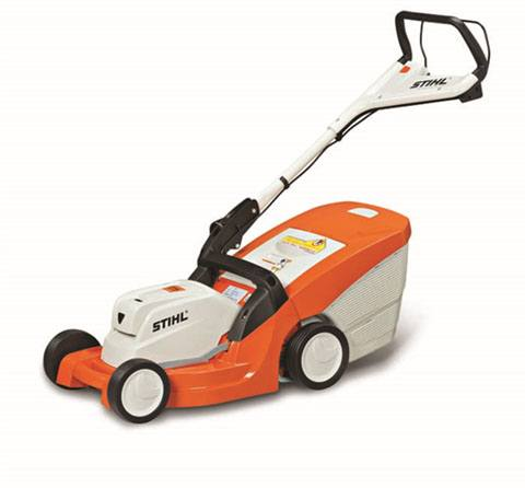 Stihl RMA 410 C Lawn Mower in Fairbanks, Alaska - Photo 1