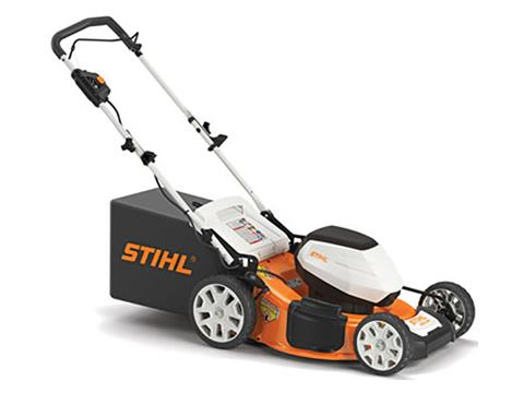 Stihl RMA 460 Lawn Mower in Mazeppa, Minnesota - Photo 3