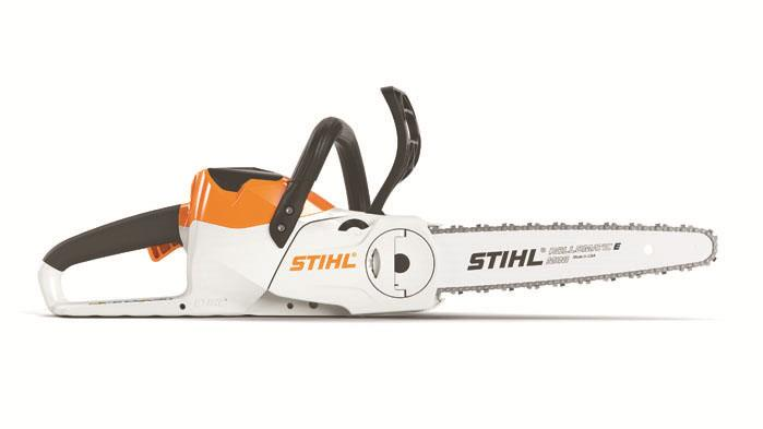 2018 Stihl MSA 120 C-BQ in Homer, Alaska - Photo 1
