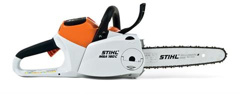 2018 Stihl MSA 160 C-BQ in Port Angeles, Washington