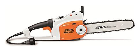 2018 Stihl MSE 210 C-BQ in Glasgow, Kentucky