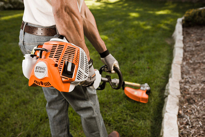 2018 Stihl KM 56 RC-E in Bingen, Washington