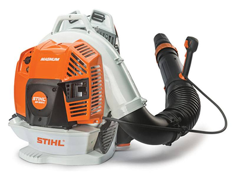2018 Stihl BR 800 C-E MAGNUM in Mio, Michigan