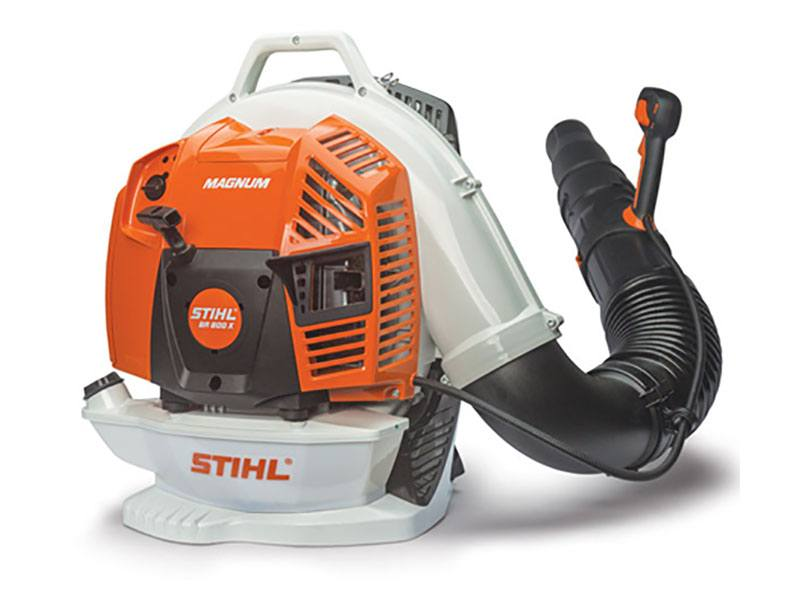 2018 Stihl BR 800 X MAGNUM in Bingen, Washington