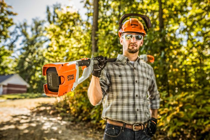 2018 Stihl HTA 65 in Bingen, Washington