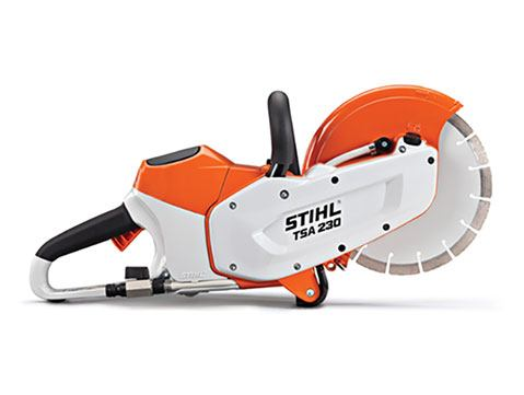 2018 Stihl TSA 230 in Greenville, North Carolina