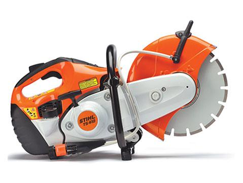 2018 Stihl TS 410 STIHL Cutquik in Mio, Michigan
