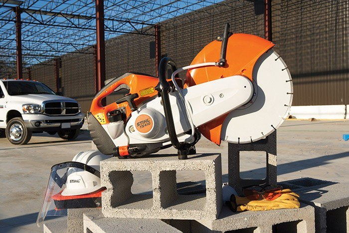2018 Stihl TS 410 STIHL Cutquik in Bingen, Washington