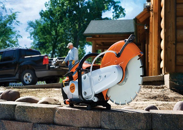 2018 Stihl TS 420 STIHL Cutquik in Bingen, Washington