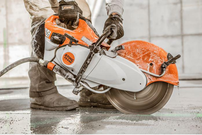 2018 Stihl TS 440 STIHL Cutquik in Bingen, Washington