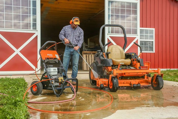 Stihl RB 400 Dirt Boss in Beaver Dam, Wisconsin - Photo 6