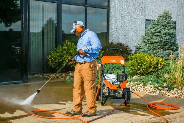 2018 Stihl RB 800 in Beaver Dam, Wisconsin