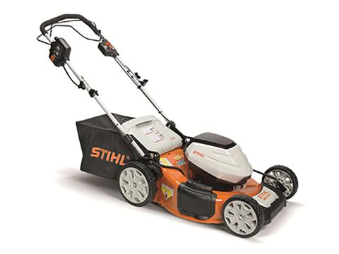 Stihl RMA 510 V 21 in. Self-Propelled in Fairbanks, Alaska