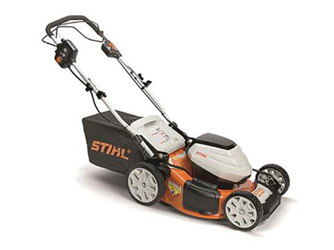 2019 Stihl RMA 460 V Lawn Mower in Fairbanks, Alaska