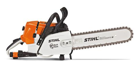 Stihl GS 461 Rock Boss® Concrete Cutters in Mazeppa, Minnesota
