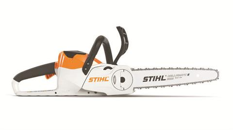 Stihl MSA 120 C-BQ Chainsaw in Saint Johnsbury, Vermont