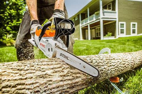 Stihl MSA 120 C-BQ Chainsaw in Port Angeles, Washington - Photo 2