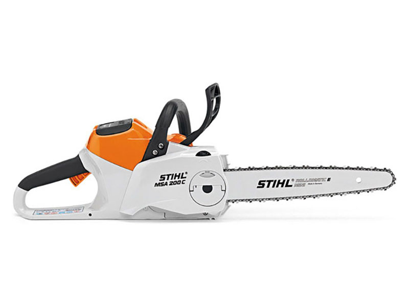 Stihl MSA 200 C-BQ Chainsaw in Kerrville, Texas