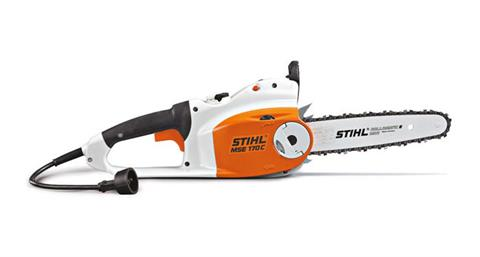 Stihl MSE 170 C-BQ Chainsaw in Saint Johnsbury, Vermont