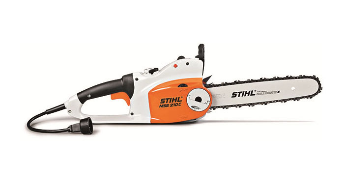 Stihl MSE 210 C-BQ Chainsaw in Kerrville, Texas