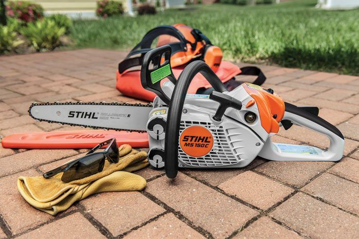 Stihl MS 150 C-E Chainsaw in Bingen, Washington - Photo 2