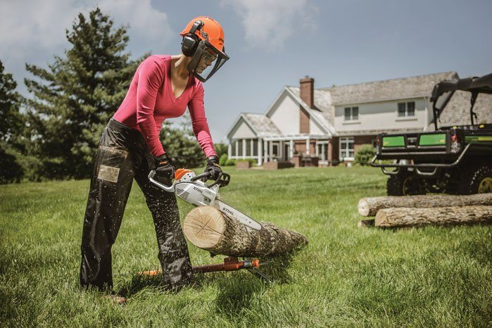 2019 Stihl MS 150 C-E Chainsaw in Sapulpa, Oklahoma - Photo 3