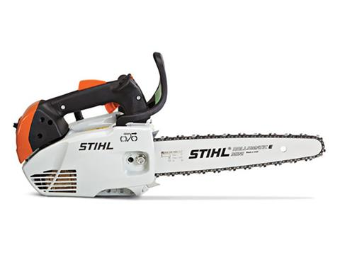 Stihl MS 150 T C-E Chainsaw in Saint Johnsbury, Vermont