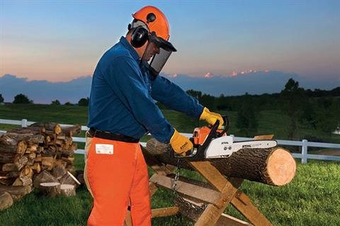 Stihl MS 170 Chainsaw in Saint Johnsbury, Vermont - Photo 2