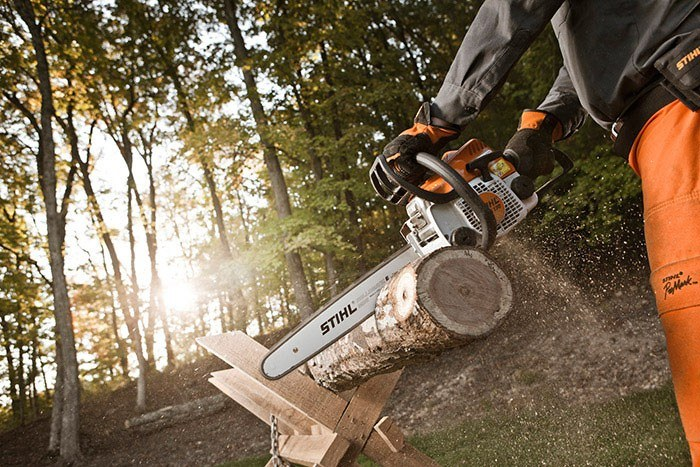Stihl MS 170 Chainsaw in Saint Johnsbury, Vermont - Photo 3