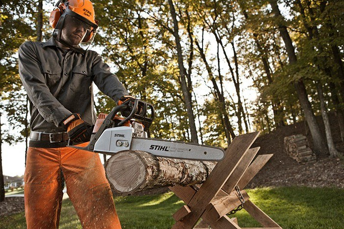 Stihl MS 170 Chainsaw in Saint Johnsbury, Vermont - Photo 4