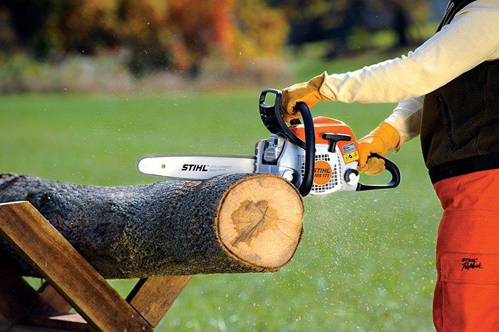 Stihl MS 171 Chainsaw in Fairbanks, Alaska - Photo 2