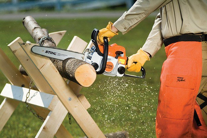 Stihl MS 181 C-BE Chainsaw in Homer, Alaska - Photo 2