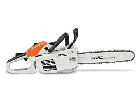 Stihl MS 201 C-EM Chainsaw in Saint Johnsbury, Vermont