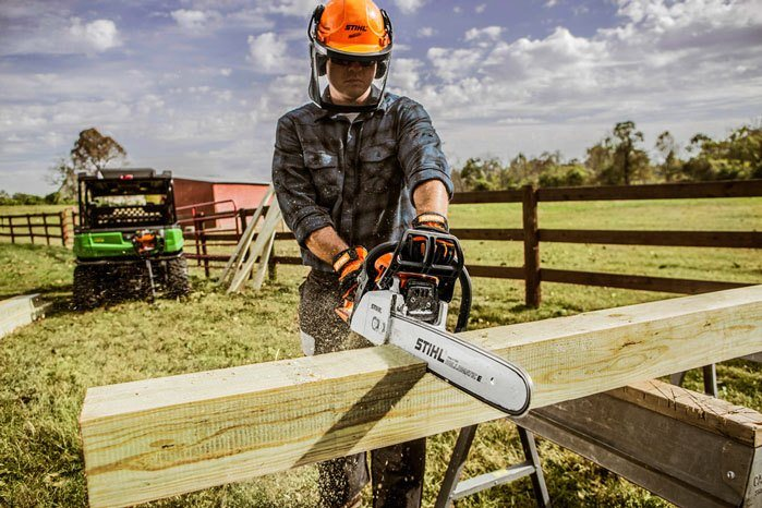 Stihl MS 250 Chainsaw in Kerrville, Texas - Photo 3