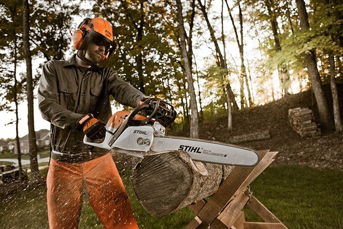 2019 Stihl MS 291 Chainsaw in Kerrville, Texas - Photo 4
