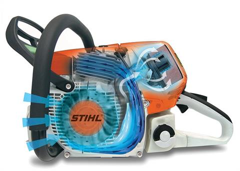 Stihl MS 441 C-M MAGNUM Chainsaw in Kerrville, Texas - Photo 3