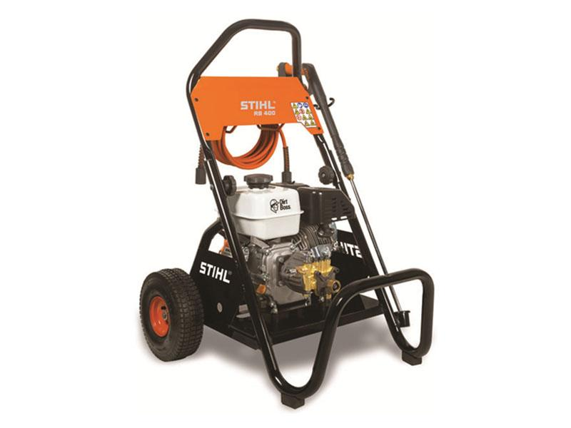 Stihl RB 400 Dirt Boss Pressure Washer in Saint Johnsbury, Vermont
