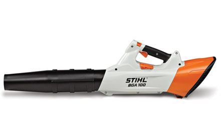 Stihl BGA 100 Blower in Saint Johnsbury, Vermont