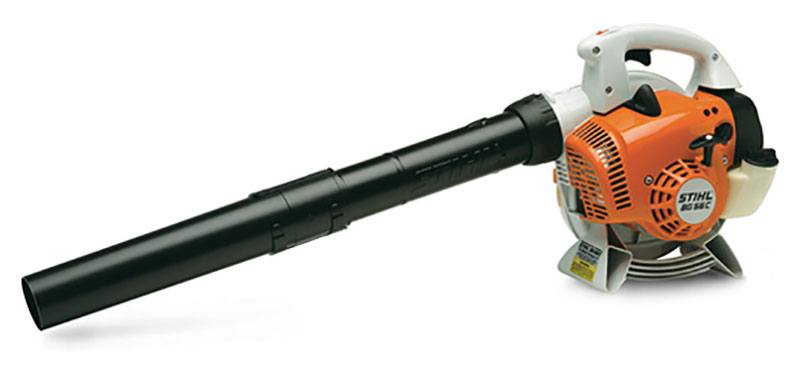 Stihl BG 56 C-E Blower in Greenville, North Carolina