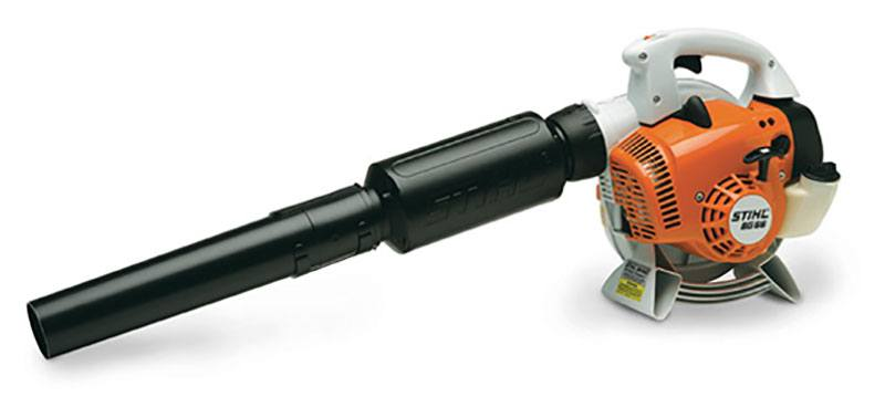 Stihl BG 66 L Blower in Kerrville, Texas