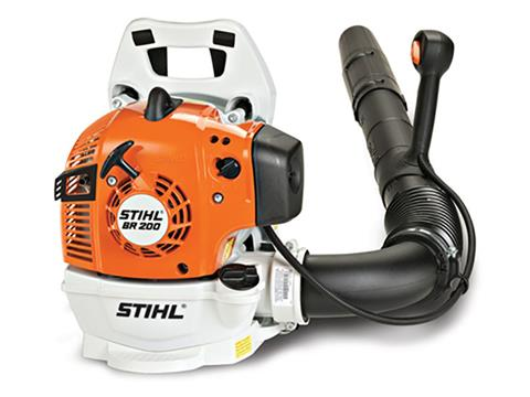 2019 Stihl BR 200 Blower in Chester, Vermont