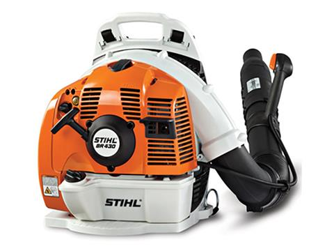Stihl BR 430 Blower in Saint Johnsbury, Vermont