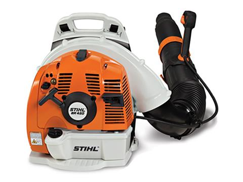 Stihl BR 450 Blower in Saint Johnsbury, Vermont
