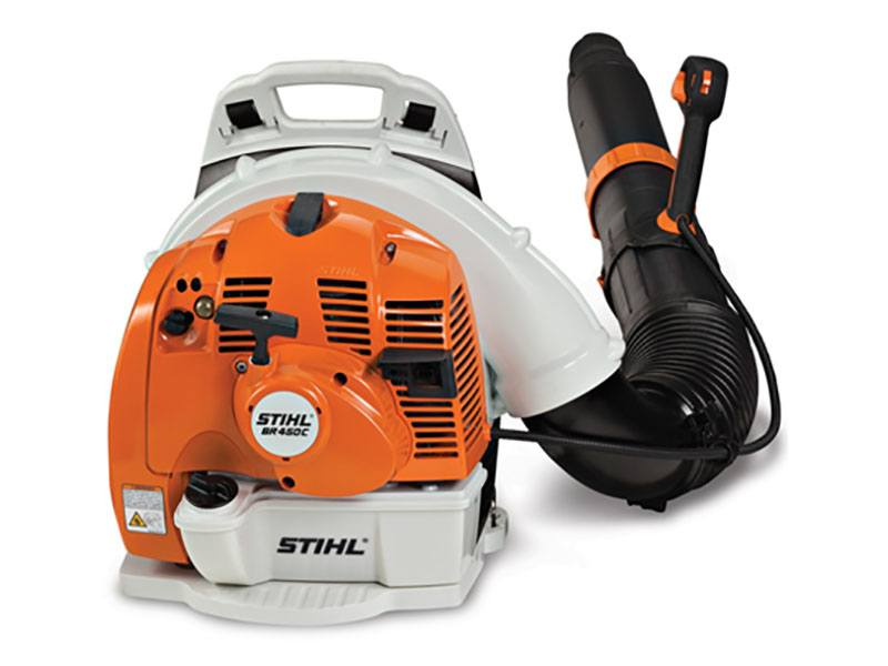 Stihl BR 450 C-EF Blower in Fairbanks, Alaska