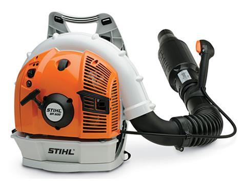 Stihl BR 500 Blower in Saint Johnsbury, Vermont